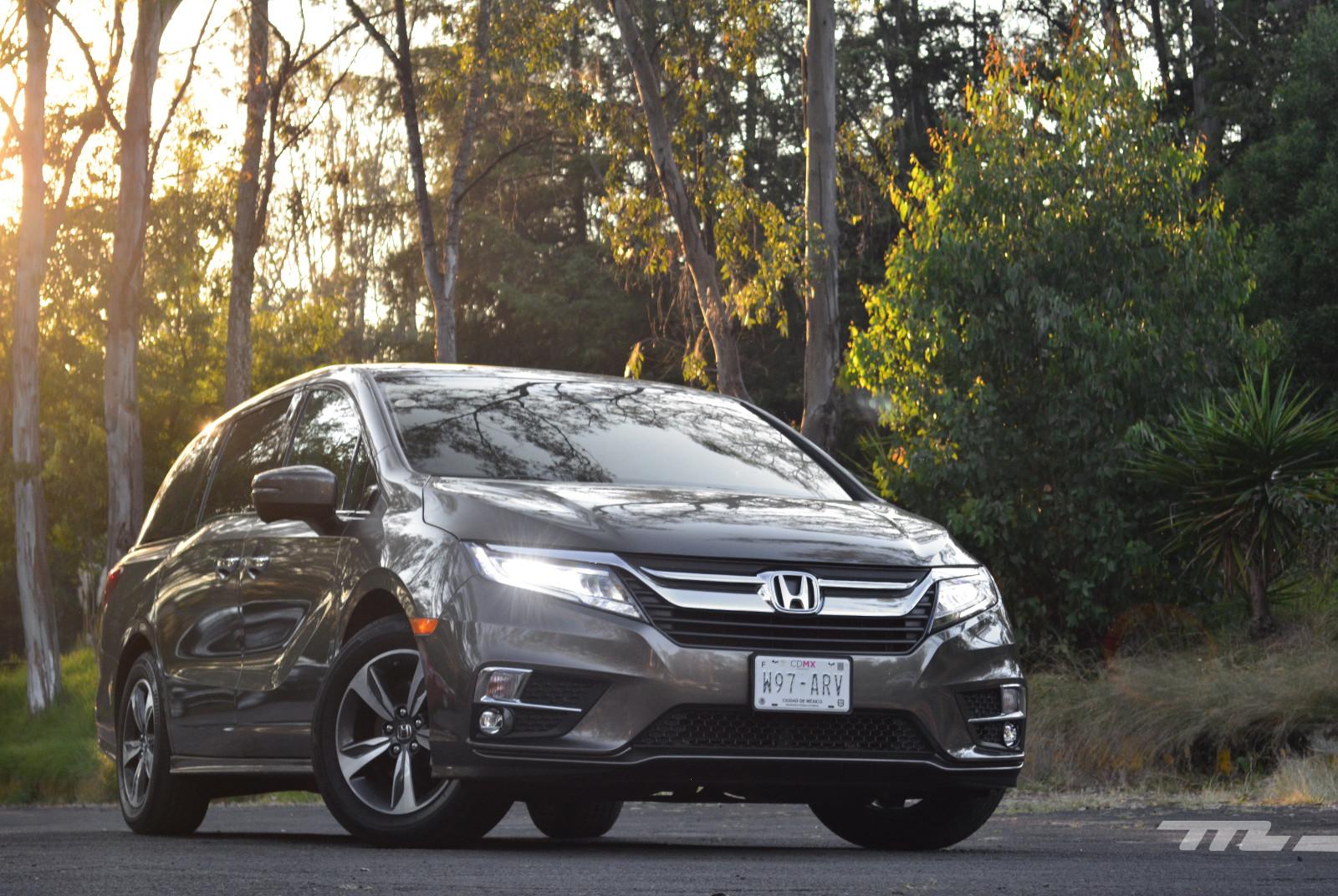 Foto de Honda Odyssey (prueba) (1/18)