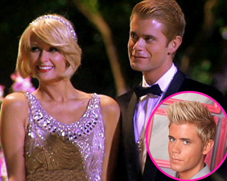 Stephen Hampton, es el nuevo mejor amigo de Paris Hilton