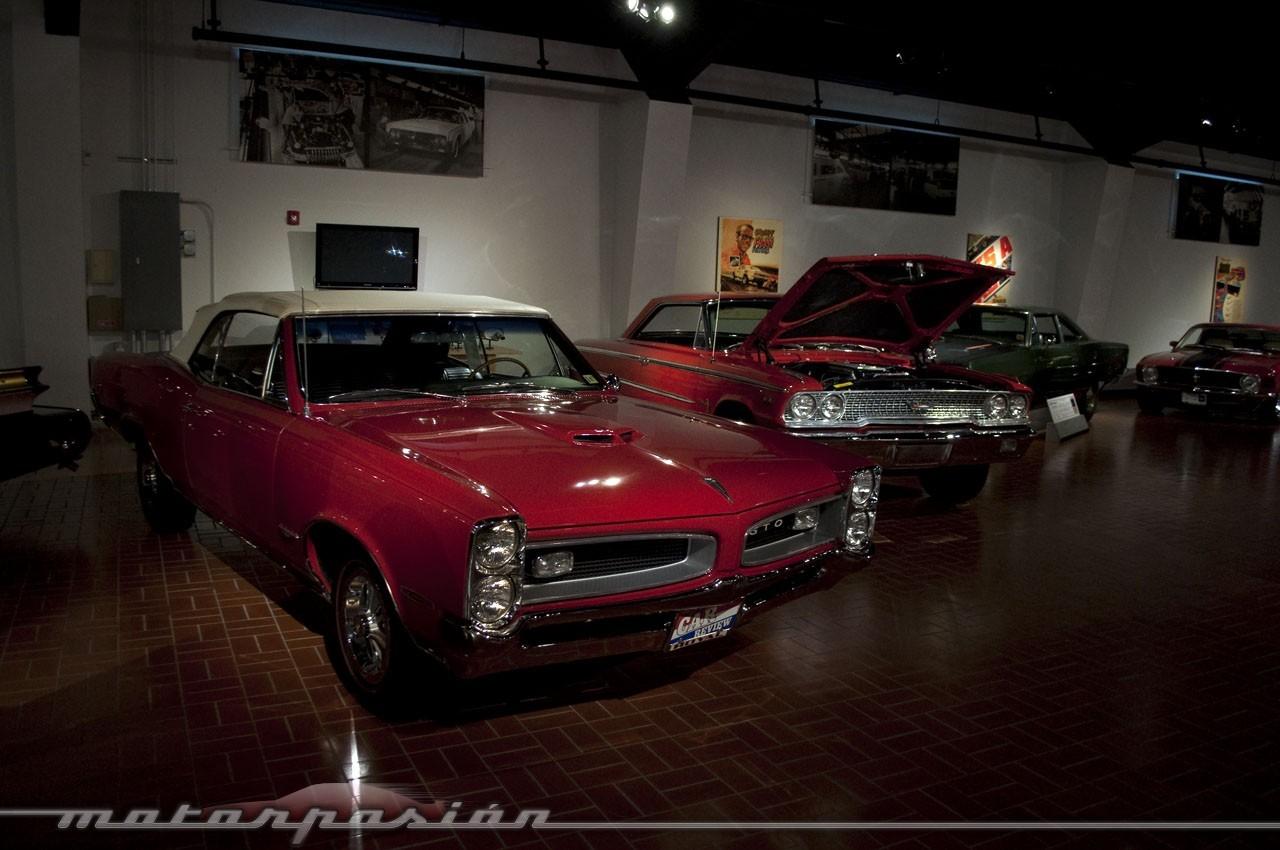Foto de Gilmore Car Museum (27/61)