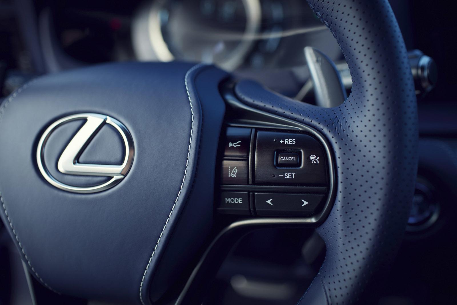 Foto de Lexus LC 500h (21/49)