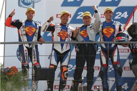 Dunlop gana por tercera vez consecutiva el Campeonato del Mundo de Resistencia