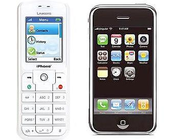 iPhone vs iPhone