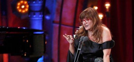 Isabel Coixet, ganadora del Goya 2018 por 'La librería'