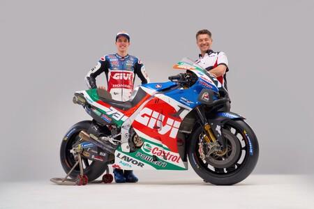Marquez Lcr Honda Motogp 2021