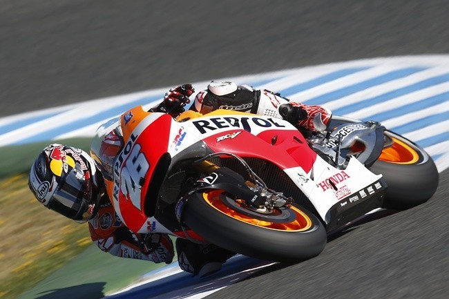 Motogp espa a 2014 marc m rquez incontestable cuarta for A rossi salon boca raton