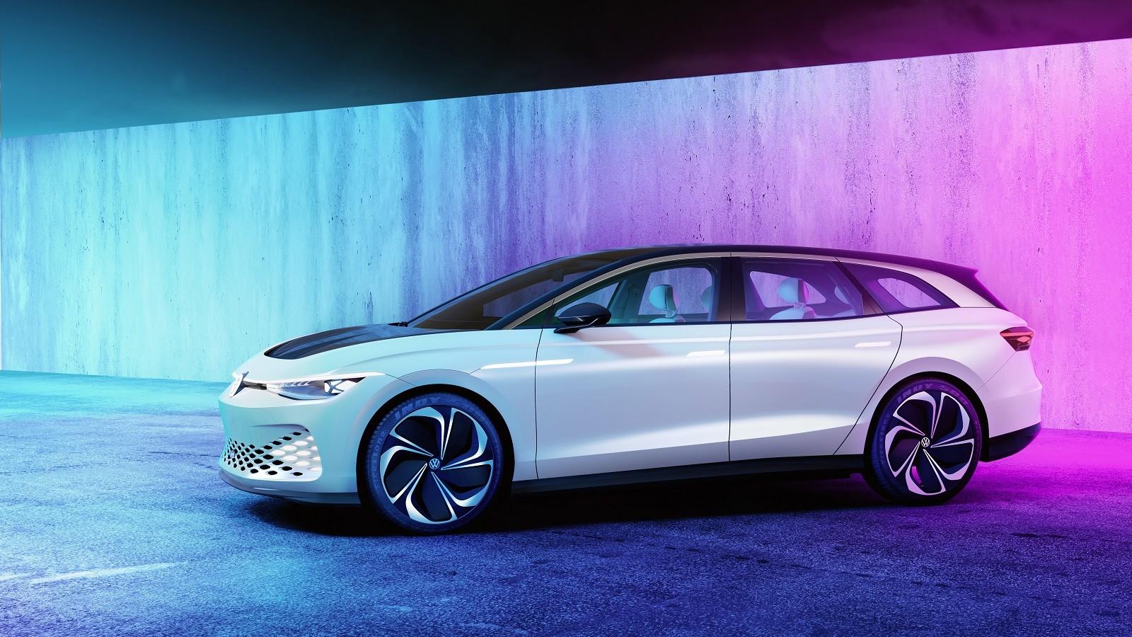 Foto de Volkswagen ID. Space Vizzion Concept (22/32)