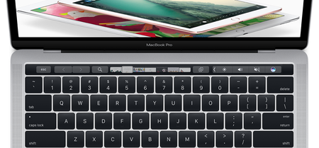 Apple Touch Bar 6