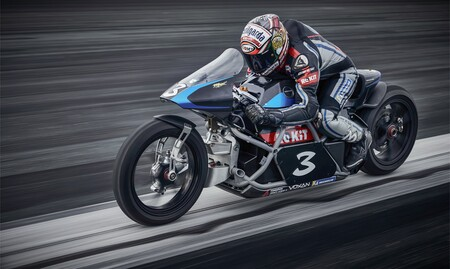 Voxan Wattman, la moto eléctrica con motor de Formula E que alcanza los 408 km/h para romper todos los récords de velocidad