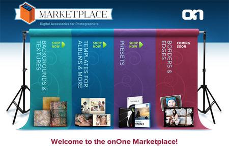 onOne abre su tienda online para presets, fondos, texturas y más (con productos Premium y productos gratuitos)