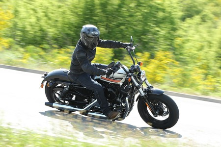 Harley Davidson Sportster Forty Eight Special 2018 037