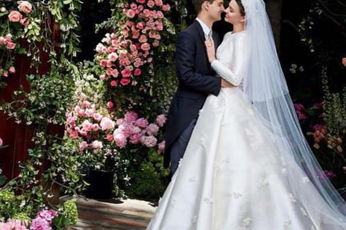 Los mejores vestidos de novia del año
