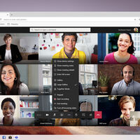 Microsoft Teams prepara una nueva vista de la galería optimizada para el uso en dispositivos móviles