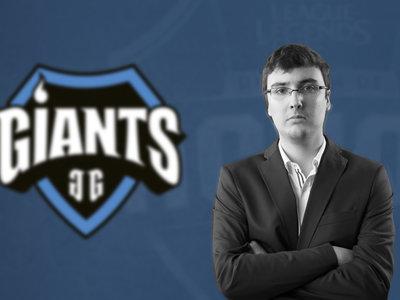 Jandro abandona Giants Only the Brave