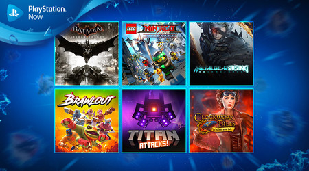 Batman: Arkham Knight y Metal Gear Rising: Revengeance entre los juegos de PS Now de mayo