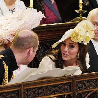 ¿Por qué ha repetido Kate Middleton por cuarta vez este diseño de Alexander McQueen en la boda del Príncipe Harry y Meghan Markle?