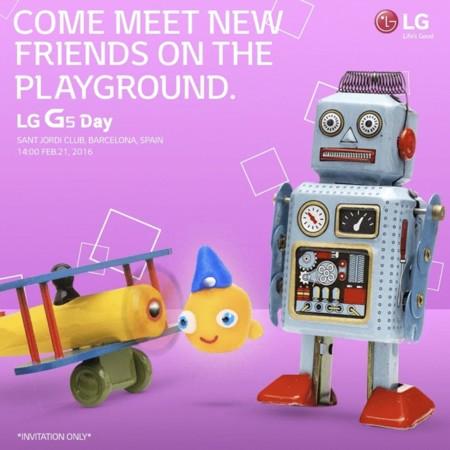 LG adelantará el anuncio de su LG G5 para competir contra Samsung en el MWC 2016