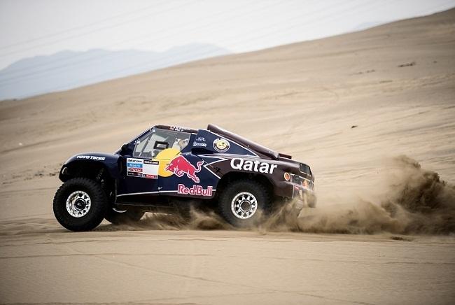 QRBT Dakar 2013 Sainz