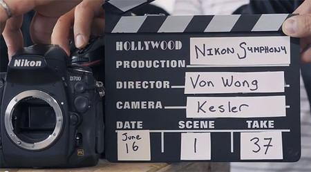 La sinfonía de Nikon con 14 cámaras DSLR, por Benjamin Von Wong