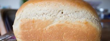 Pan blanco de caja. Receta sencilla para preparar en casa