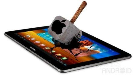 Samsung Galaxy Tab 10.1 prohibida en Alemania
