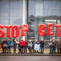 Sánchez cambia de opinión: ahora apoya el CETA