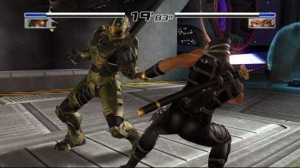 Una Spartan en Dead or Alive 4, capturas