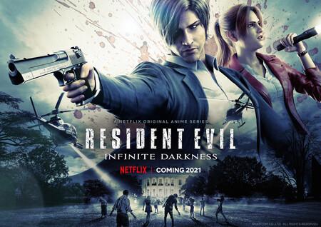'Resident Evil: Infinite Darkness', la serie exclusiva de Netflix será canon del videojuego y llegará en julio a México