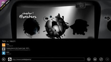 Sincronización en Internet Explorer 11