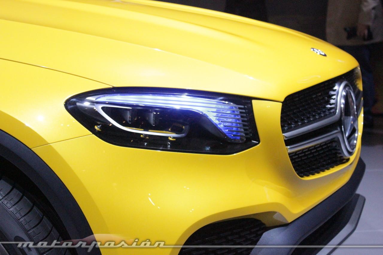 Foto de Mercedes-Benz Concept GLC Coupé (Premiere en Shangai) (20/26)