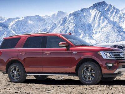 Ford Expedition FX4, no es un Raptor pero está listo para salir de la carretera