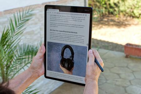 La tableta más potente de Samsung, la Galaxy Tab S7+ 5G, alcanza su nuevo precio mínimo histórico de 982,50 euros en Amazon
