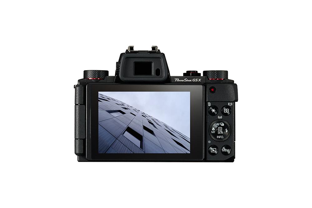 Canon Powershot G5 X (8/10)