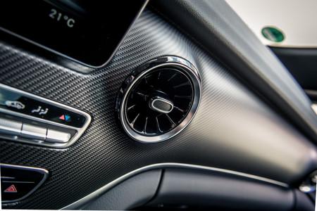 Mercedes Clase V acabados interiores