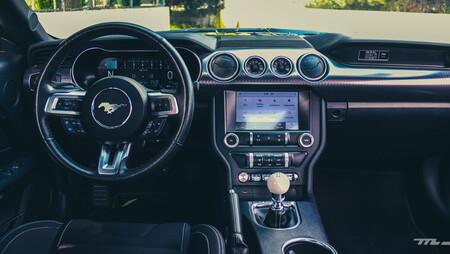 Ford Mustang Mach 1 2021 Prueba De Manejo Opiniones Resena Mexico 19