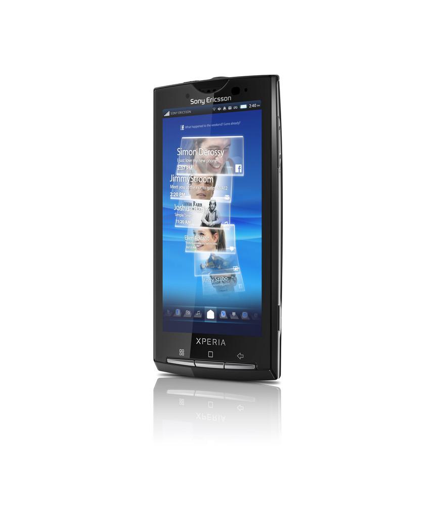 Foto de Sony Ericsson Xperia X10, oficiales (5/7)