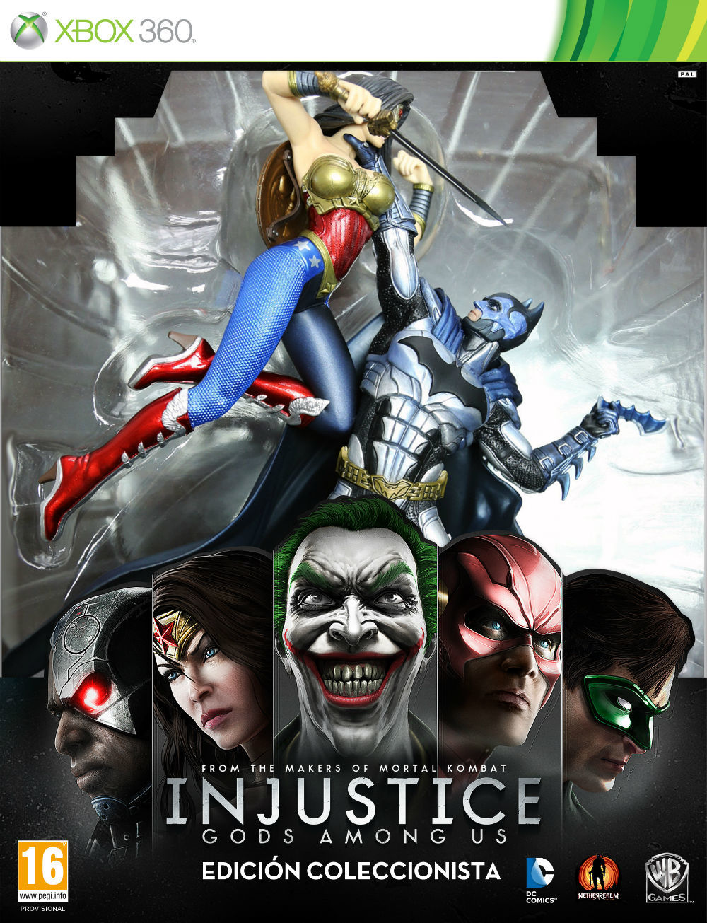 Foto de Injustice: Gods Among Us - 15/01/2013 (4/5)
