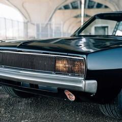 Foto 10 de 26 de la galería speedkore-hellacious-dodge-charger-1968 en Motorpasión México
