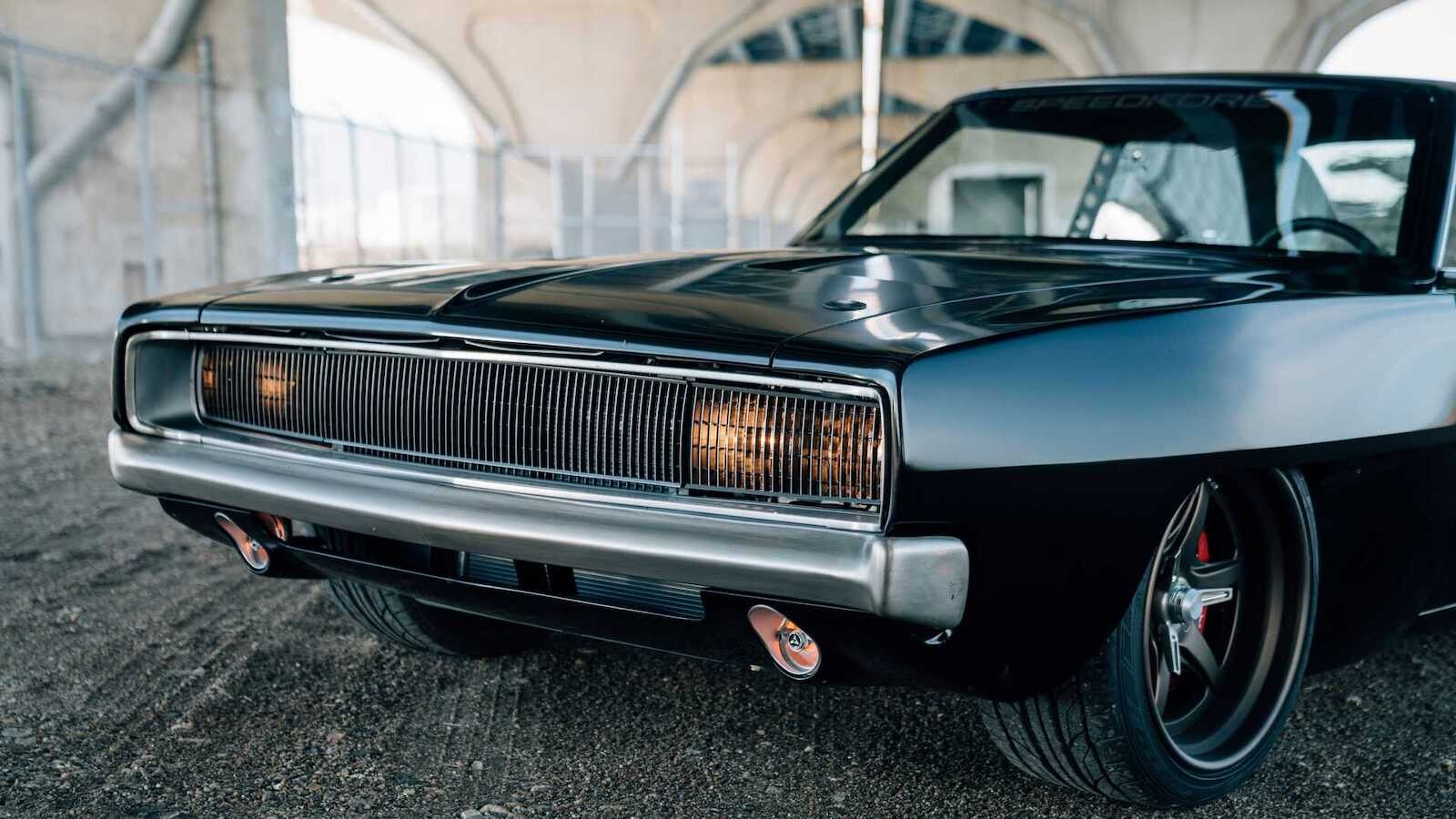 Foto de Speedkore Hellacious Dodge Charger 1968 (10/26)