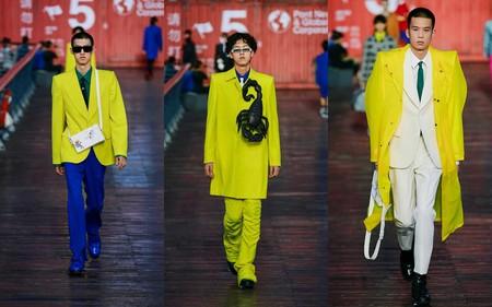 Ni La Pandemia Detuvo A Louis Vuitton Al Presentar En China Su Nueva Coleccion Primavera Verano 2021 2