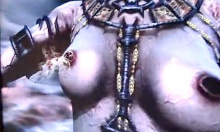 'Dante's Inferno', la lujuria se muestra en vídeo con dos poderosas razones [TGS 2009]