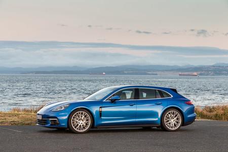 Porsche Panamera Sport Turismo, toma de contacto