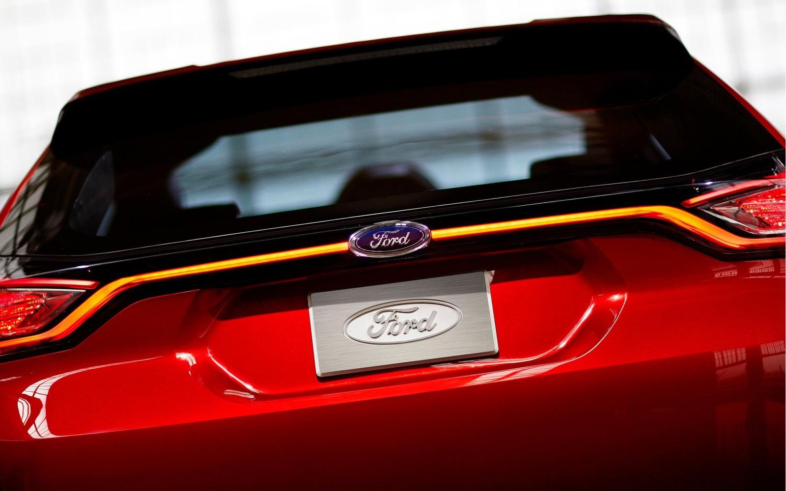 Foto de Ford Edge Concept (13/14)