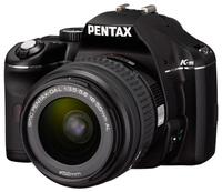 Pentax K-m, nueva réflex digital