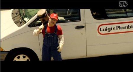 Kart Driver: violencia, obsesión y un día de furia en la esperada película de 'Super Mario Bros'