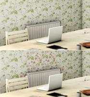 Heat-Sensitive Wallpaper: consigue que tus paredes florezcan con el calor