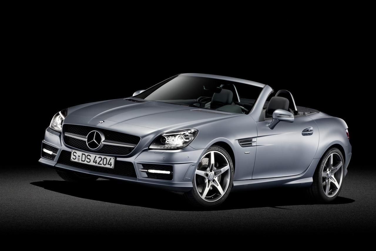 Foto de Mercedes-Benz SLK Roadster 2011 (32/36)