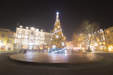 Árbol Navidad Plaza