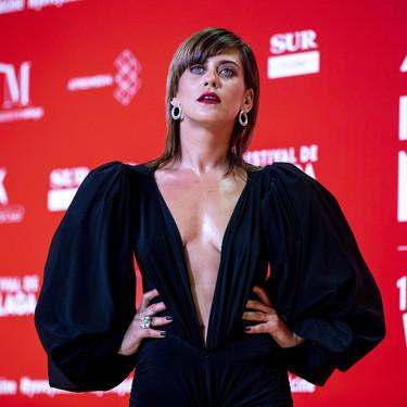 Así ha sido la alfombra roja de la clausura del Festival de Málaga 2020: aciertos y patinazos