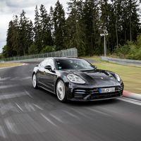 El Porsche Panamera Turbo rompe récord en Nürburgring y nos hace soñar con una nueva versión extrema