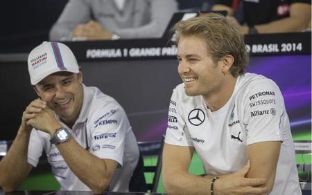 """Felipe Massa: """"No ayudaré a Nico Rosberg a conseguir el título"""""""